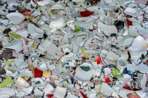 陶器リサイクルを応援したい。