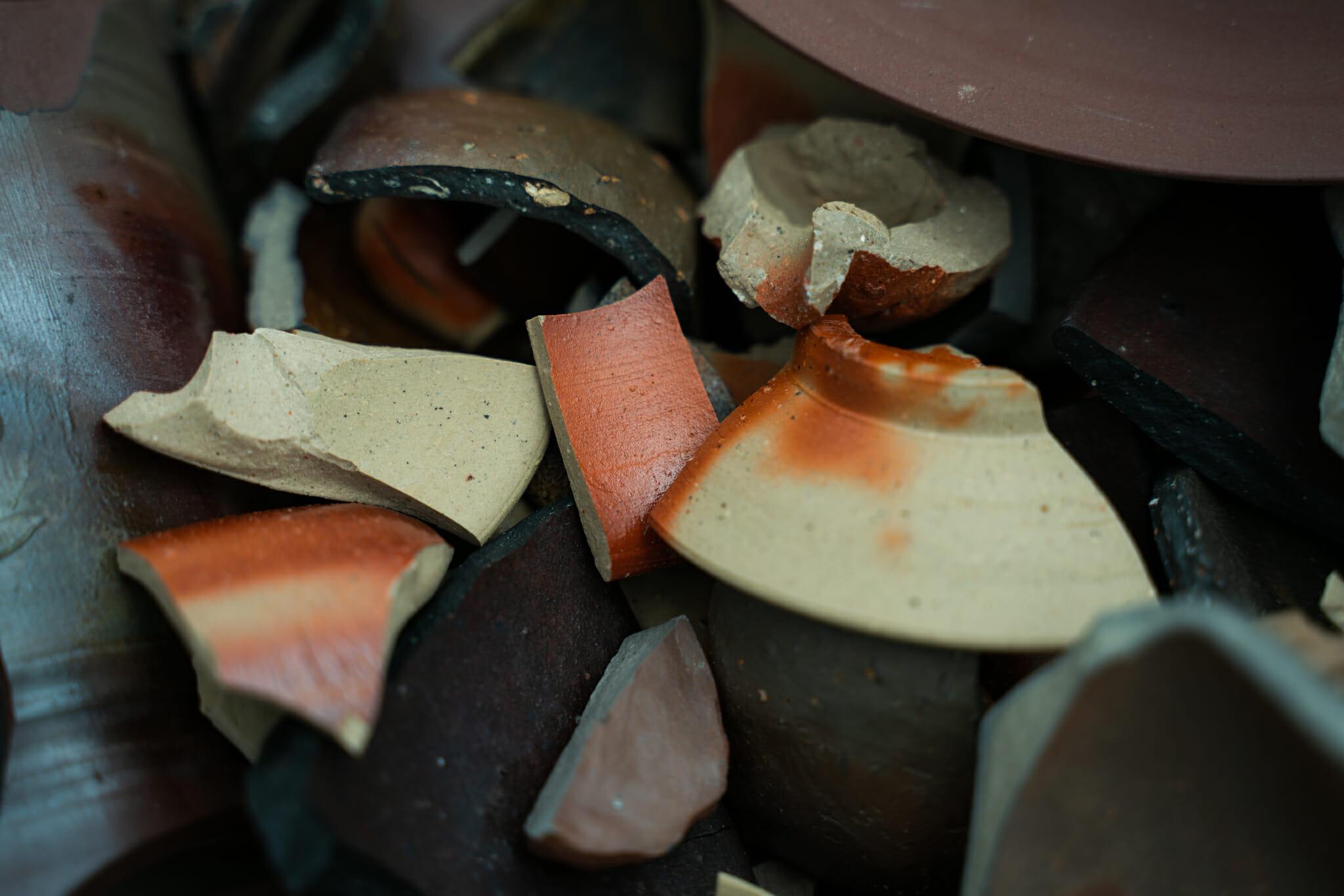 私が選ぶものが、いつか世界を変えるなら。リサイクルプロダクトで陶器ごみ問題に解決の道を示す、 the continue.の挑戦